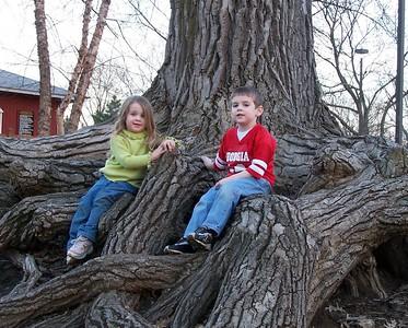 Wheeler Park - March 28, 2005