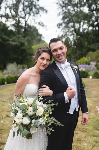 Chris + Jillian Wedding