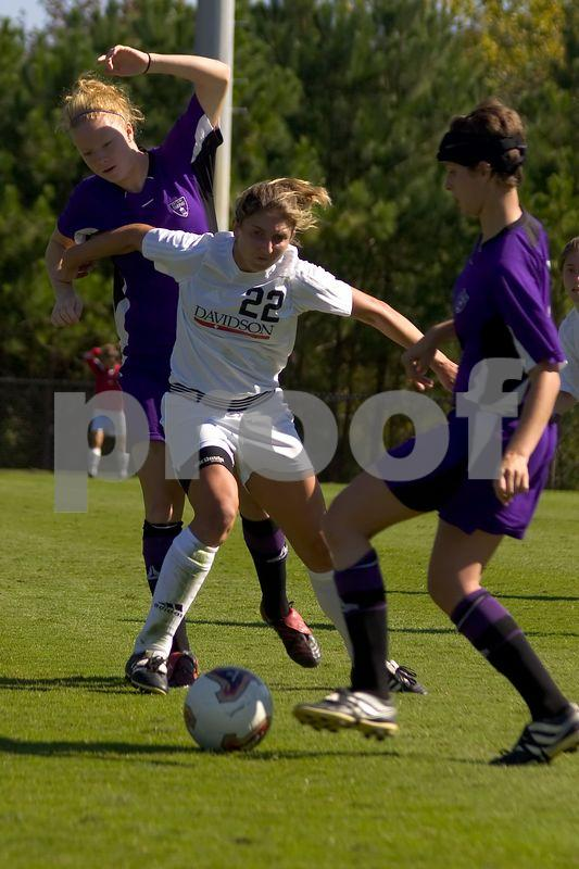 10/17/04 - Davidson vs. Furman