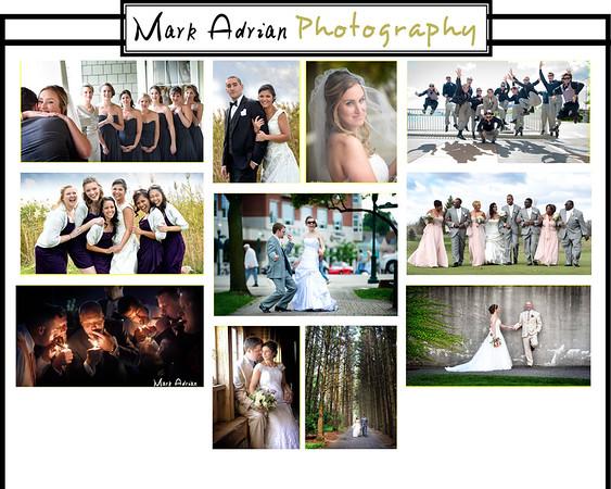 Bridal Show Display 2015