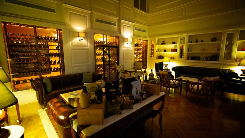 The Danna Hotel Cigar Room