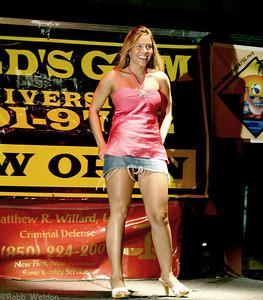 Bikini Contest AJ's 6-24-06 - - CJ Wins!!