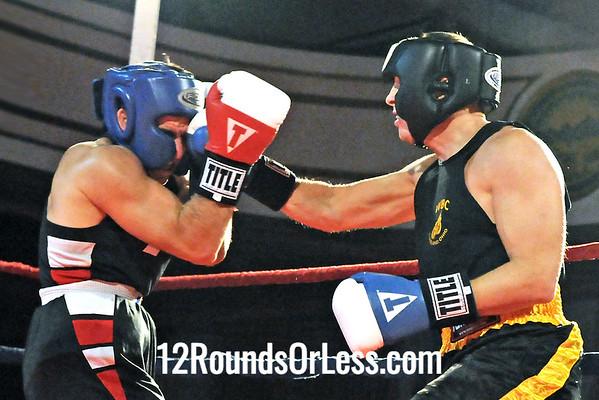 Bout #10  Matt Manico, Champs Gym, Roanoke, VA -vs- Joe Hurst, West Side BC, Strongsville 178 lbs Masters