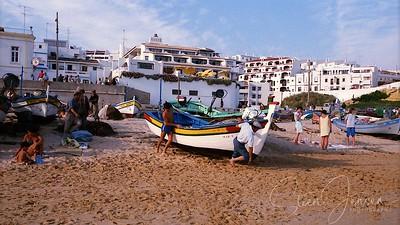 Algarve; Portugal; P;