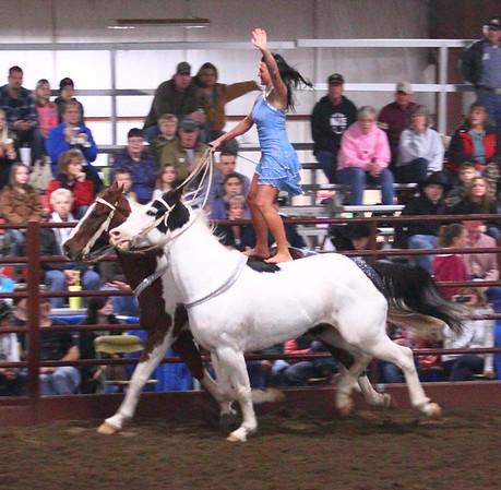 Central States Rodeo Finals 2011