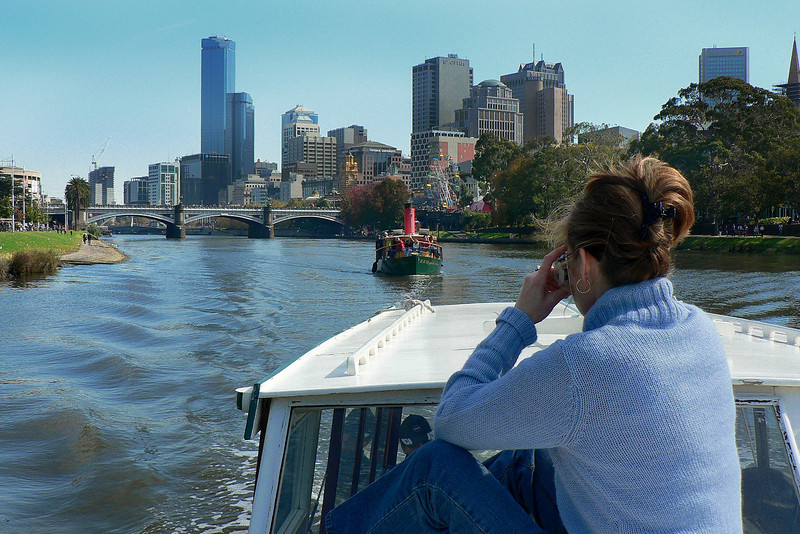 Melbourne - A Trip on the Yarra River