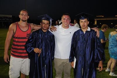 RHS Graduation 2013