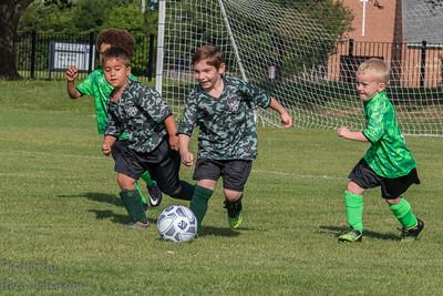 Luke's Soccer Game