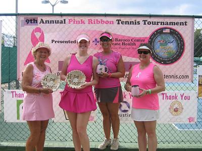 2011 Pink Ribbon Finalists