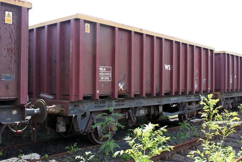MEA 391395 Worksop Yard, 08/05/11.