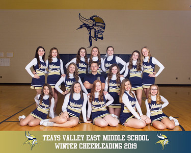 Teays Valley East Middle School 2019-2020