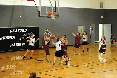 2009/11/05 Marissa's Basketball Game