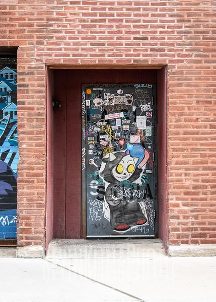 Sticker Door