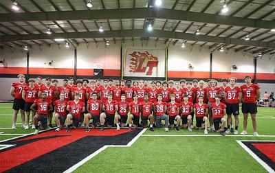 LT Football 21 Seniors