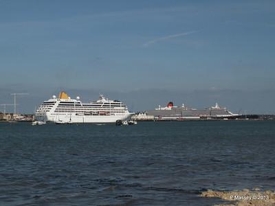 1 Jun 13 ADONIA, MSC OPERA, INDEPENDENCE OF THE SEAS