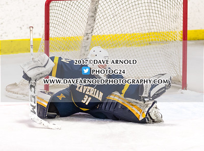 1/16/2017 - Boys Varsity Hockey - Reading vs Xaverian