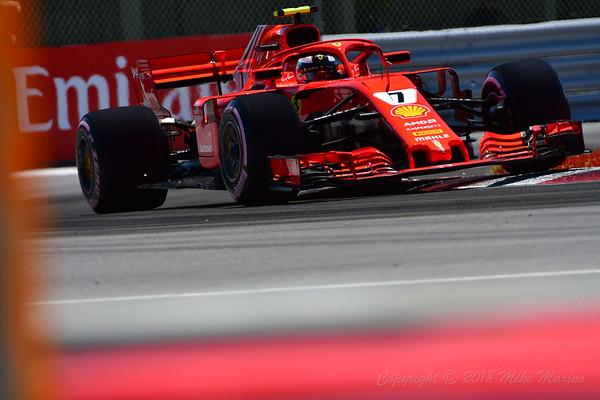2018 F1 Grand Prix of Canada