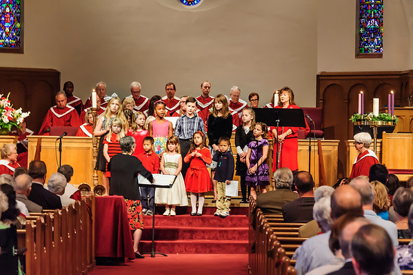Children's Choir and Toy Collection 12-10-2012