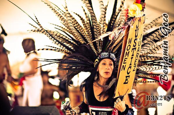 Watts Tower Drum Festival