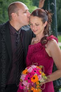 huwelijk Kristel & Sven