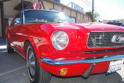 Frazier Mountain Car Club Show 2010