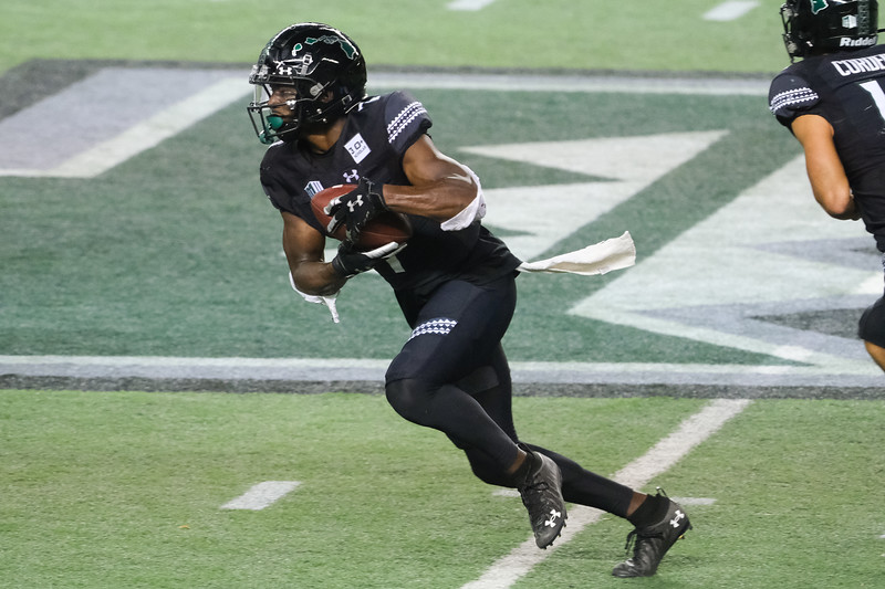 Hawaii's Late Rally Falls Short Against Boise State, 40-32, on November 21, 2020
