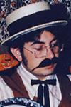 1976? — 1890s Banjo Player
