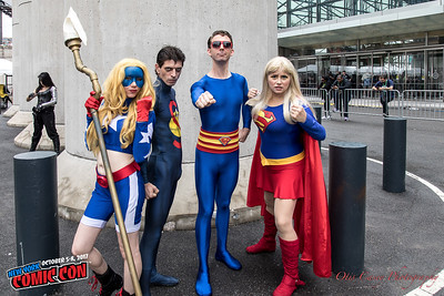 NY Comic Con 2017 Sunday Gallery
