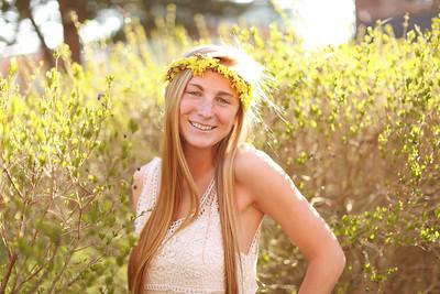 Molly Burke- Senior 2015
