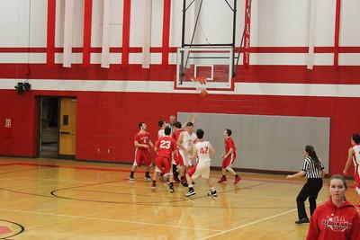 JV Boys' Basketball vs St.Charles