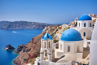 Les Iles Grecques
