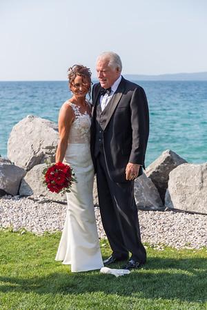 Northern Michigan intimate Wedding Inn at Bay Harbor