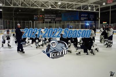 2021 Icemen Training Camp