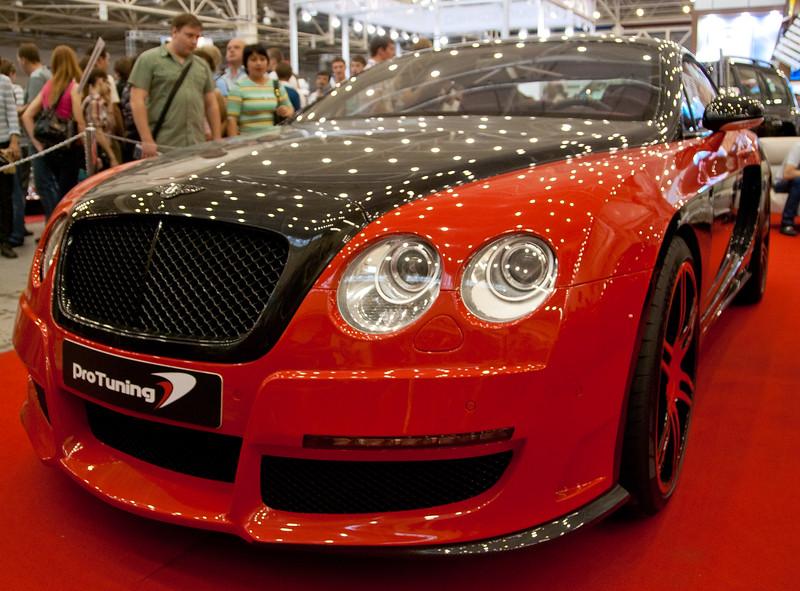Bentley on SIA 2010
