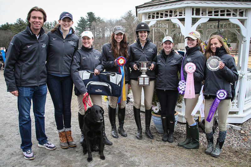 Tufts Equestrian 2014