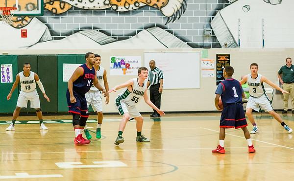 2014 2-11 FCHS vs Jeb Stuart High School