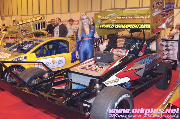 Oval Racing Experience Part 1 , NEC Autosport Show