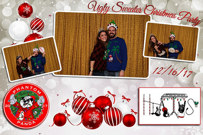 Hiatus Ugly Sweater Christmas Party - 12-16-17