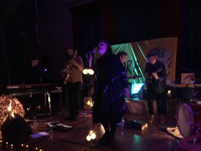 Koncert med Tundra