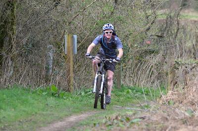 5 Miles - Combe Gibbet to Overton 16m. 2014
