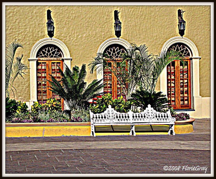 Town Square; San Jose del Cabo, Mexico 