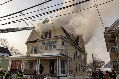 Hartford, Ct 2nd alarm 12/19/20