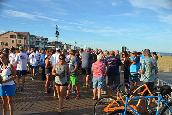 9-11 Memorial Run 2016