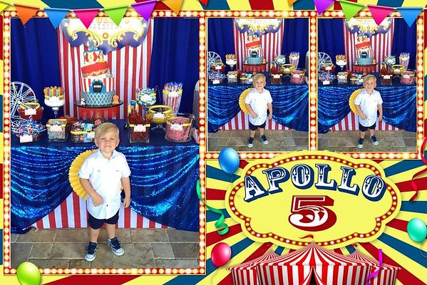 Apollo's 5th Birthday