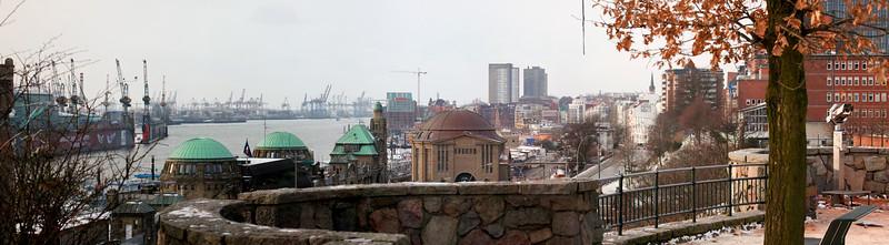 2009 12 27 dunkles Hamburg im Dezember