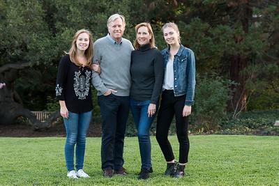 Andersen Family, November 2017