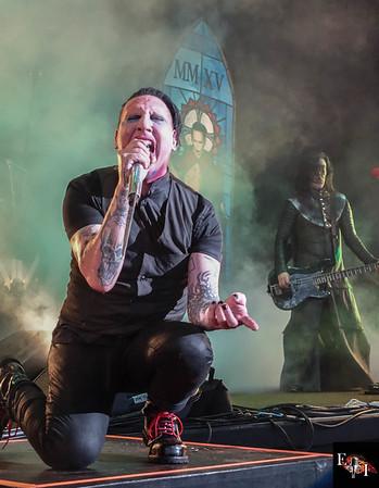 Mrylin Manson 2016