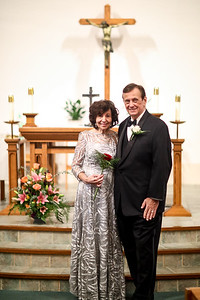 Dad + Mama 50th Anniversary