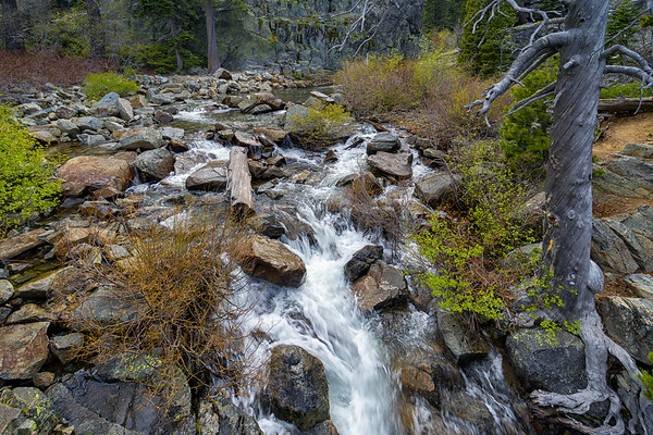 Eagle Falls & Eagle Lake