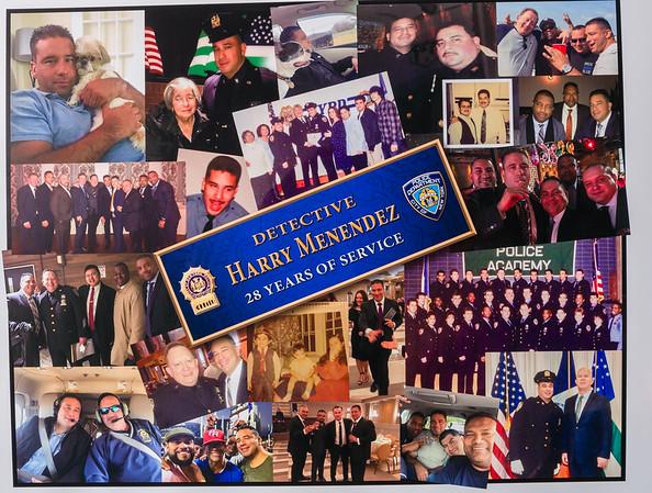 Det. 1st Grade Harry Menendez Retirement Celebration